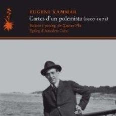 Libros: CARTES DUN POLEMISTA. Lote 183291816