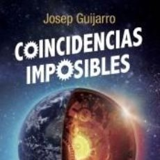 Livres: COINCIDENCIAS IMPOSIBLES. Lote 183795550