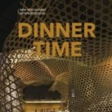 Libros: DINNER TIME. Lote 184700636