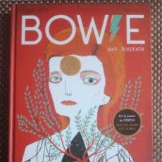 Libros: BOWIE - UNA BIOGRAFIA ,MARÍA JESSE Y FRAN RUIZ. Lote 185683203
