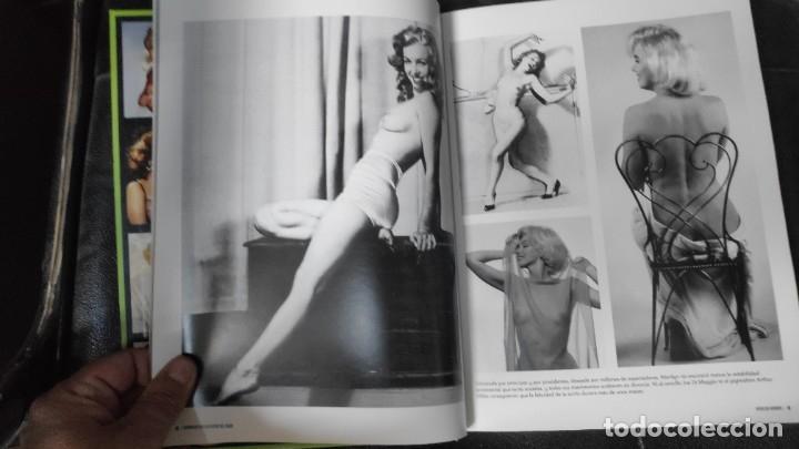 Libros: DESNUDAS SIN EXIGENCIAS DEL GUION ( LAS REINAS DEL EROTISMO CINEMATOGRAFICO ) - Foto 8 - 185898038