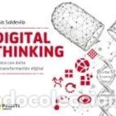 Libros: DIGITAL THINKING. Lote 185971178
