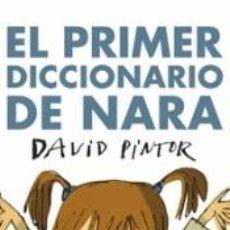 Libros: PRIMER DICCIONARIO DE NARA. Lote 185976715