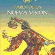Libros: TAROT NUEVA VISIÓN. Lote 185979422