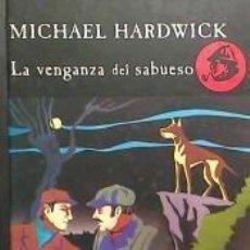 Livros: LA VENGANZA DEL SABUESO. Lote 189262748