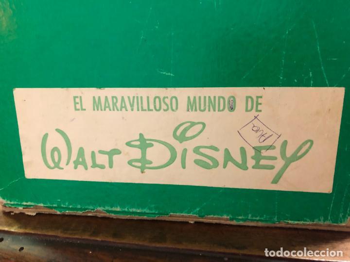 Libros: ANTIGUA COLECCION EL MARAVILLOSO MUNDO DE WALT DISNEY - Foto 2 - 189418841
