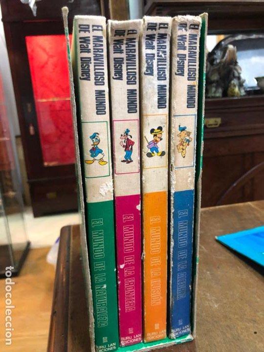 Libros: ANTIGUA COLECCION EL MARAVILLOSO MUNDO DE WALT DISNEY - Foto 3 - 189418841