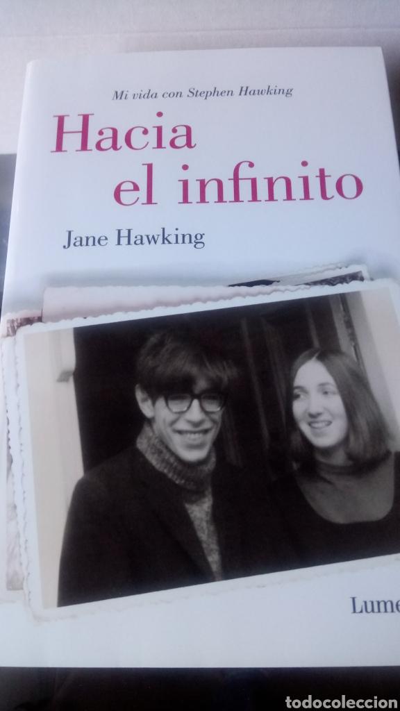 LIBRO HACIA EL INFINITO. JANE HAWKING. EDITORIAL LUMEN. AÑO 2015. (Libros Nuevos - Ocio - Otros)