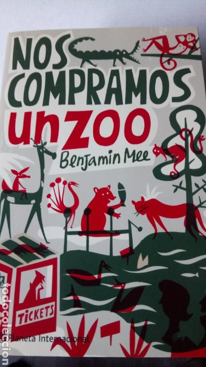 LIBRO NOS COMPRAMOS UN ZOO. BENJAMIN MEE. EDITORIAL PLANETA. AÑO 2011. (Libros Nuevos - Ocio - Otros)