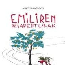 Libros: EMILIREN DESABENTURAK. Lote 191679085