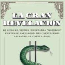 Libros: LA GRAN REVELACIÓN. Lote 191679113