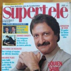 Libros: SUPERTELE Nº 64. MUY BUEN ESTADO. Lote 192070812