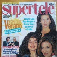 Libros: SUPERTELE Nº 66. MUY BUEN ESTADO. Lote 192070942