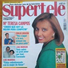 Libros: SUPERTELE Nº 81. MUY BUEN ESTADO. Lote 192071457