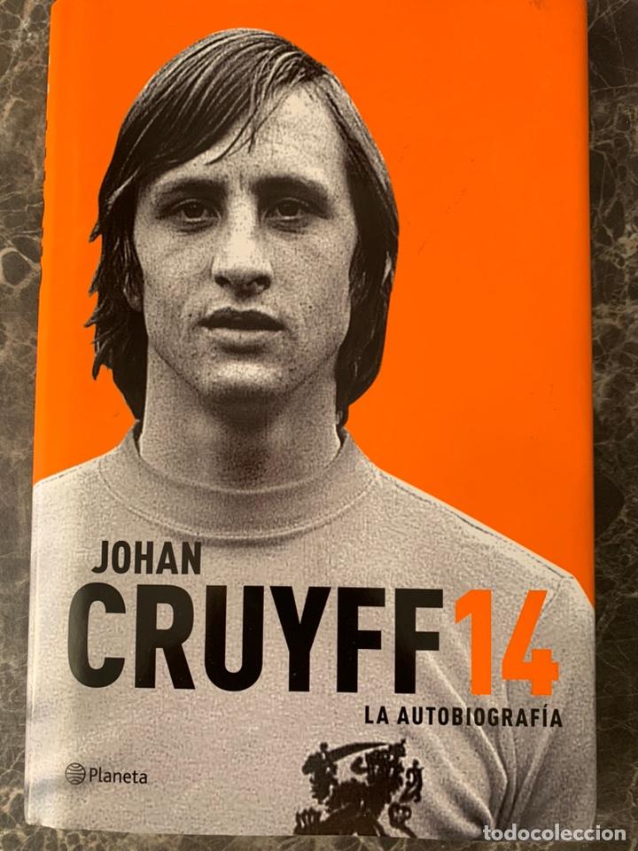 JOHAN CRUYFF 14 (Libros Nuevos - Ocio - Otros)