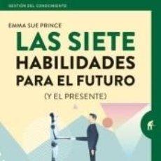 Libros: LAS SIETE HABILIDADES PARA EL FUTURO. Lote 194062140