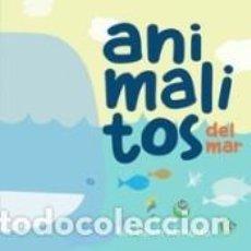 Libros: ANIMALITOS DEL MAR. Lote 194308788