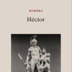 Libros: HÉCTOR. Lote 194587401