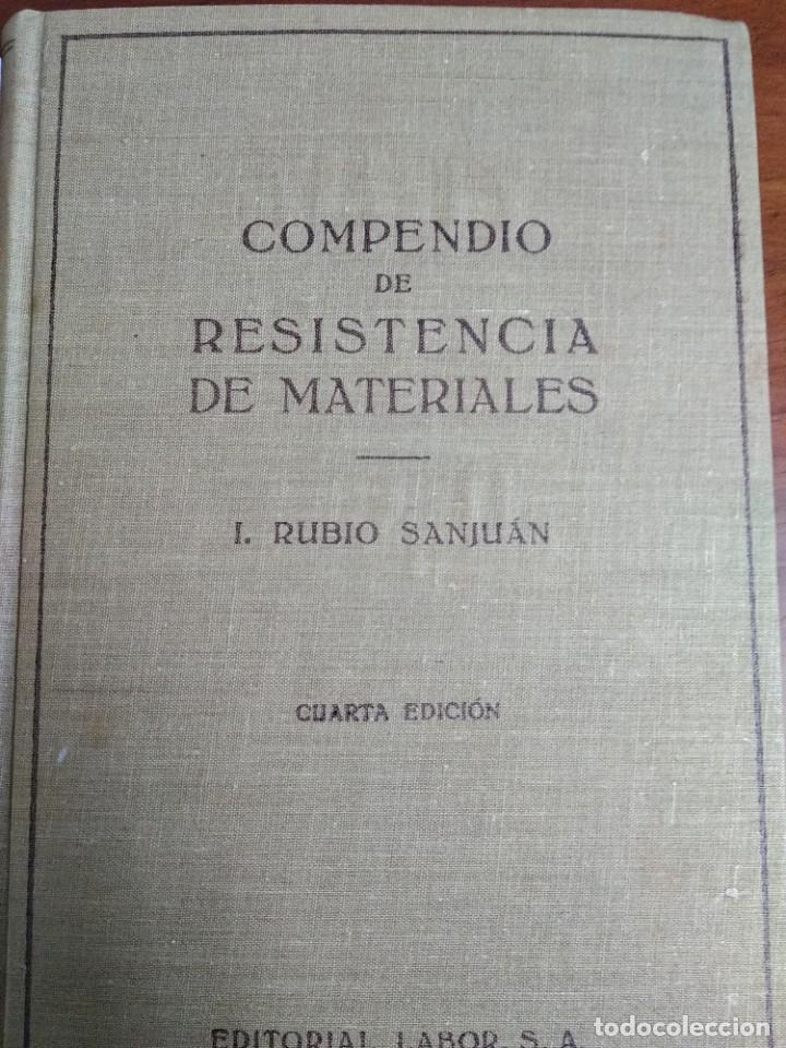 COMPENDIO DE RESISTENCIA DE MATERIALES TOMO II (Libros Nuevos - Ocio - Otros)