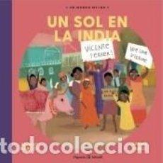 Libros: VICENTE FERRER: UN SOL EN LA INDIA. Lote 195101101
