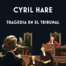 Libros: TRAGEDIA EN EL TRIBUNAL. Lote 195101163