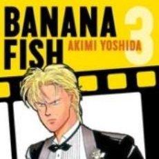 Libros: BANANA FISH 03. Lote 195191016