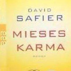Libros: MIESES KARMA. Lote 195195177