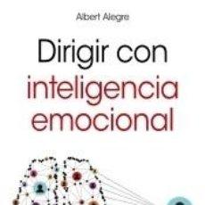 Libros: DIRIGIR CON INTELIGENCIA EMOCIONAL. Lote 195278285