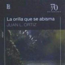 Libros: ORILLA QUE SE ABISMA LOSADA. Lote 195303960