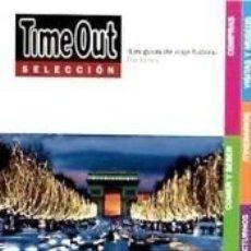 Libros: TIME OUT SELECCIÓN. PARÍS. Lote 195382433