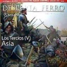 Libros: REVISTA DESPERTA FERRO. ESPECIAL, Nº 15. LOS TERCIOS (V). ASIA, SS. XVI-XVII. Lote 195524060