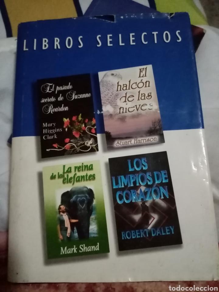LIBROS SELECTOS 4 LIBROS EN 1 (Libros Nuevos - Ocio - Otros)