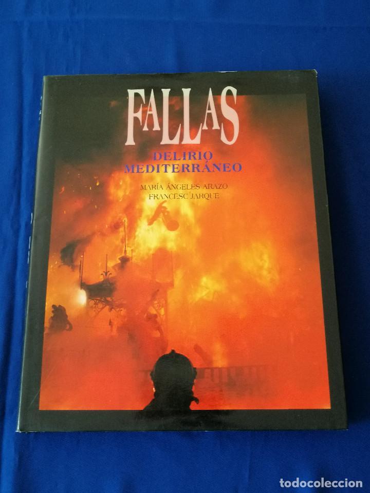 FALLAS DELIRIO MEDITERRANEO (Libros Nuevos - Ocio - Otros)