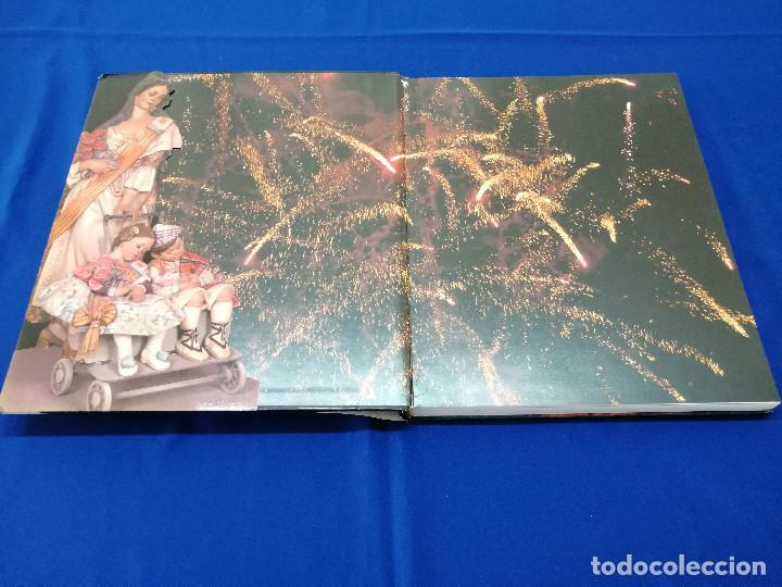 Libros: FALLAS DELIRIO MEDITERRANEO - Foto 3 - 196874742