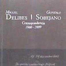 Libros: CORRESPONDENCIA. Lote 198413756