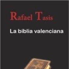 Libros: LA BÍBLIA VALENCIANA. Lote 198428241