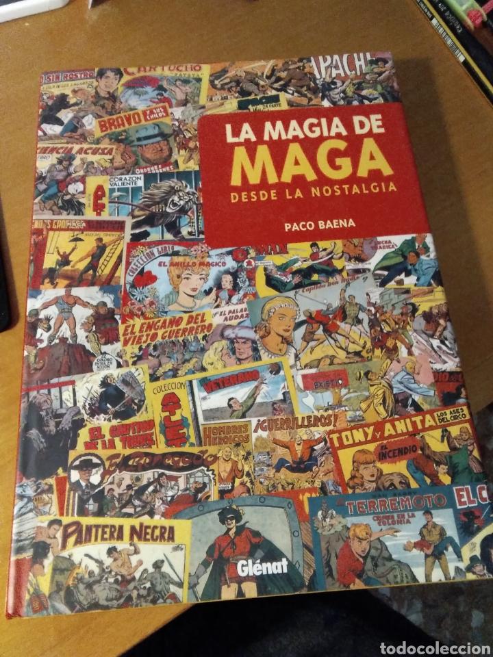 LA MAGIA DE MAGA, DESDE LA NOSTALGIA - BAENA, PACO (Libros Nuevos - Ocio - Otros)