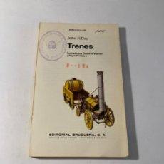 Libros: TRENES. Lote 201237592