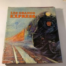 Libros: LES GRANDS EXPRESS. Lote 201238868
