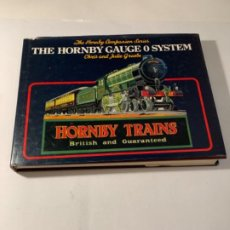 "Libros: THE HORNBY GAUGE "" O"" SYSTEM. Lote 201240326"