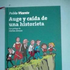 Libros: AUGE Y CAÍDA DE UNA HISTORIETA PABLO VICENTE BRUGUERA. Lote 204743403