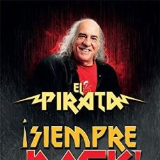 Libros: EL PIRATA - SIEMPRE ROCK. Lote 204807915