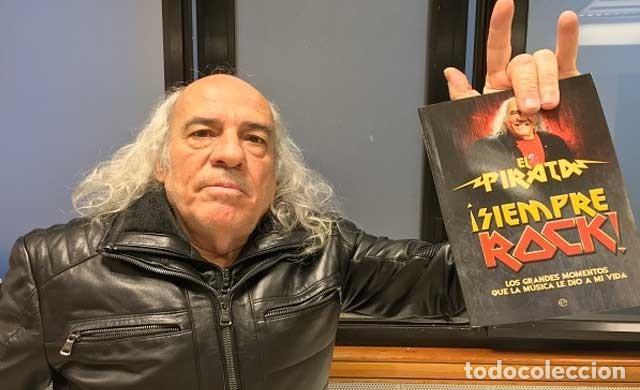 Libros: libro EL PIRATA SIEMPRE ROCK - Foto 2 - 204807915