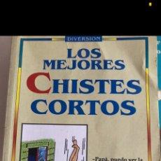 """Libros: LIBRO DE """"CHISTES"""". Lote 205263832"""