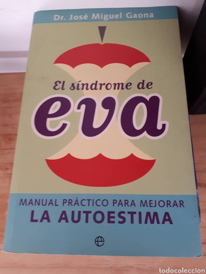 EL MANUAL DE EVA.LIBRO PARA MEJORAR LA AUTOESTIMA. (Libros Nuevos - Ocio - Otros)