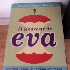 Libros: EL MANUAL DE EVA.LIBRO PARA MEJORAR LA AUTOESTIMA.. Lote 205268633