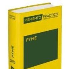 Libros: MEMENTO PYME 2020. Lote 205657623