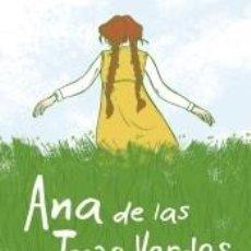 Libros: ANA DE LAS TEJAS VERDES. Lote 206237243