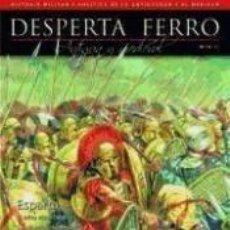 Livros: REVISTA DESPERTA FERRO. ANTIGUA Y MEDIEVAL, Nº 14, AÑO 2012. ESPARTA. Lote 206257080