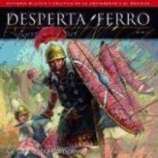 Livros: REVISTA DESPERTA FERRO. ANTIGUA Y MEDIEVAL, Nº 19, AÑO 2013. CÉSAR CONTRA POMPEYO. Lote 206257115